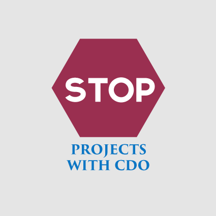 Projects with Cease and Desist Order