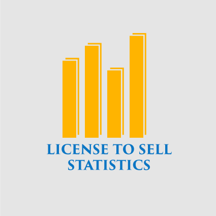 License to Sell Statistics